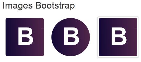 Ba kiểu stylesheet images bootstrap