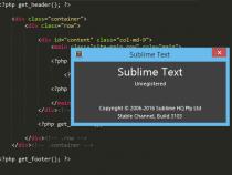 Kinh nghiệm sử dụng Sublime Text 3