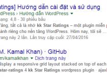 [ KK Star Ratings ] Hướng dẫn cài đặt và sử dụng