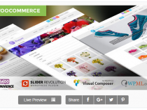 Share theme ButterFly – Creative WooCommerce