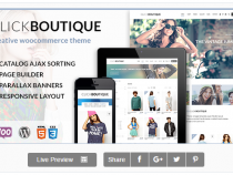 Share theme Click Boutique – Fashion Shop